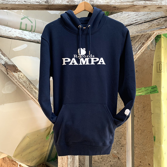 Hoodie french navy web